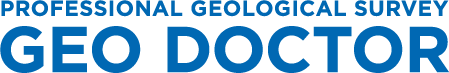 Professional geological survey Geo Doctor